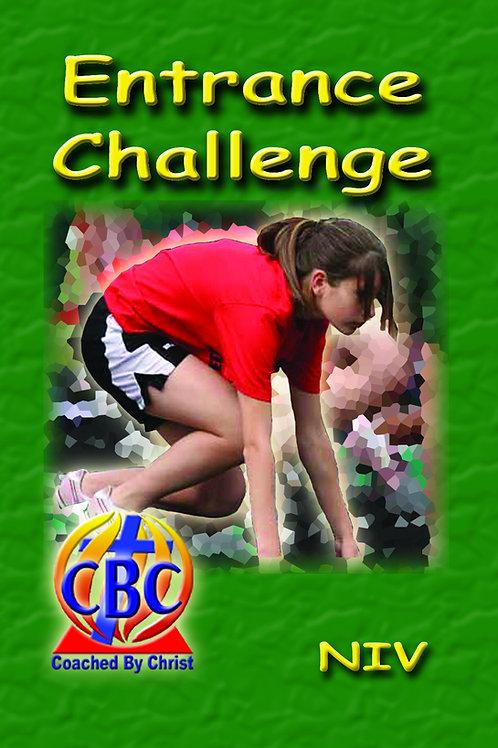 Entrance Challenge