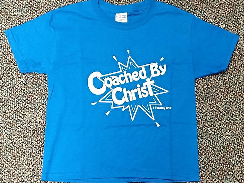 Coached by Christ T-Shirt