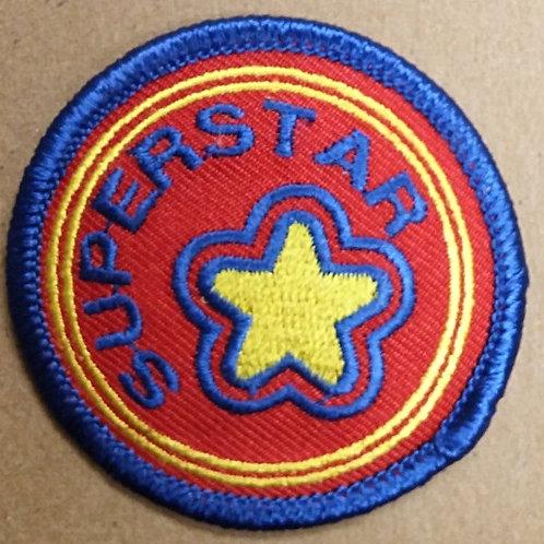 JV SuperStar Patch