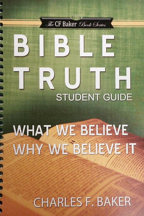 Bible Truth Student Workbook