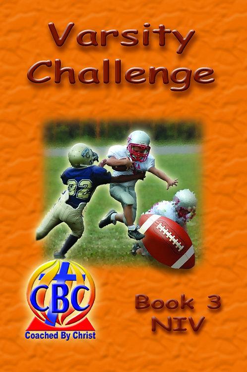 Varsity Challenge Book 3