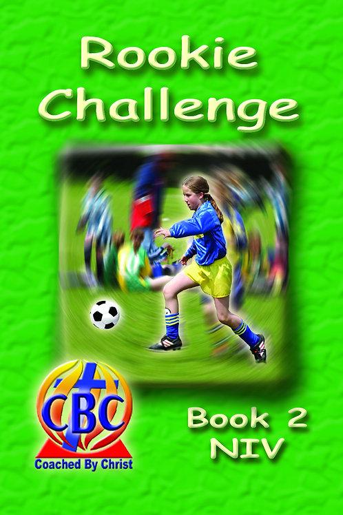 Rookie Challenge Book 2