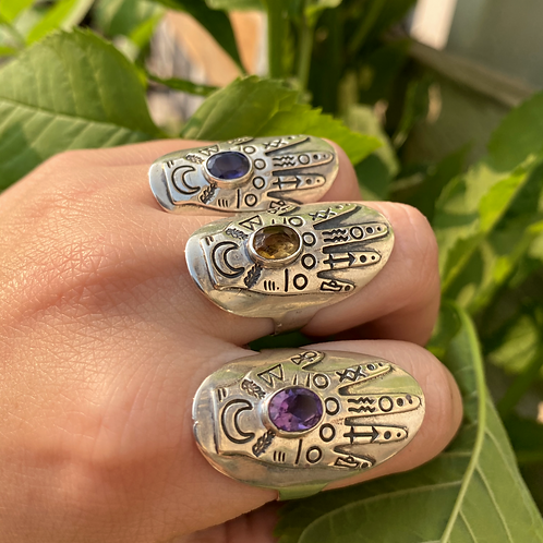 Palm Reader ring