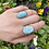 Thumbnail: Larimar in the Flowers Ring