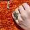 Thumbnail: Growing Reef Green Onyx Ring