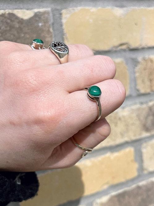 Match Made Malachite Ring