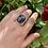 Thumbnail: Faceted Corundum Ring