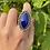 Thumbnail: Lapis Lazuli Burst Ring