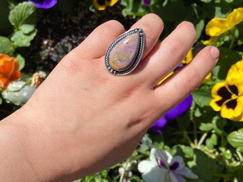 Preternatural Purperite Ring