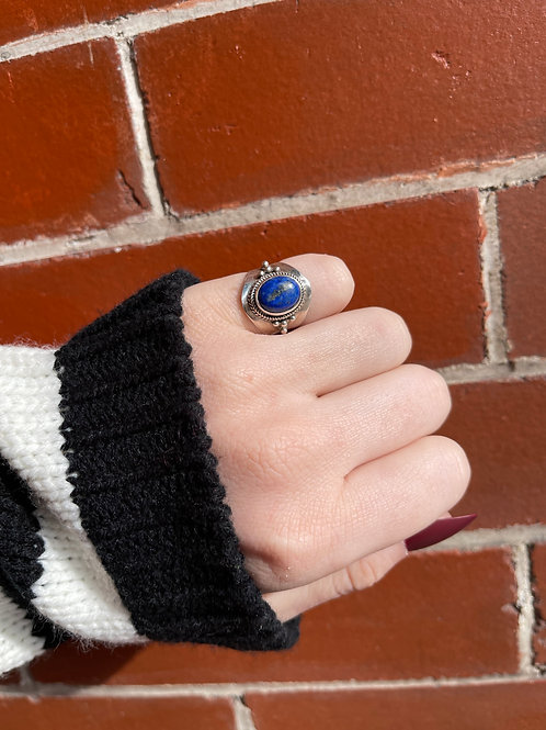 Lapis Armor of Protection Ring