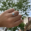 Thumbnail: Larimar Beaded Ring