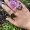 Thumbnail: Curled Ammonite Ring