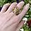 Thumbnail: Golden Gate of Gems Ring