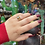 Thumbnail: Golden Eye Moonstone Ring