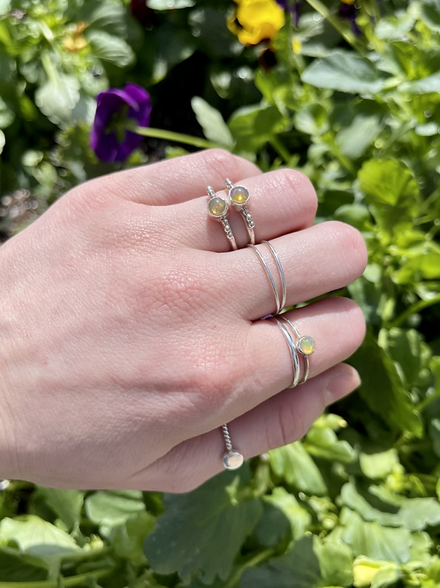 Remove Obstacles Opal Ring
