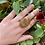 Thumbnail: Antique Fossil Coral Ring