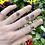Thumbnail: Burning Sun Garnet Ring