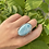 Thumbnail: One of a Kind Larimar Ring