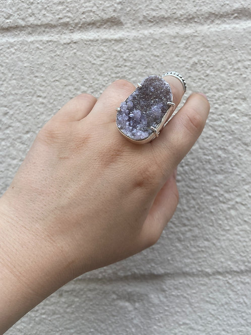 Amethyst in the Rough