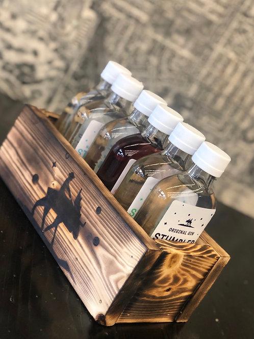 Gin Stumbler Sampler Box