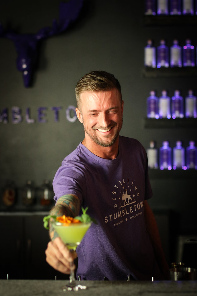 Stumbletown Distilling Cocktail Mixology