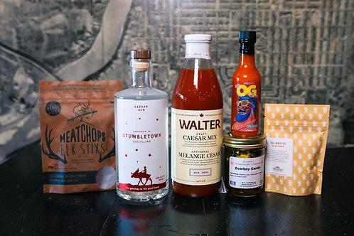 Sask Spicy Caesar Kit