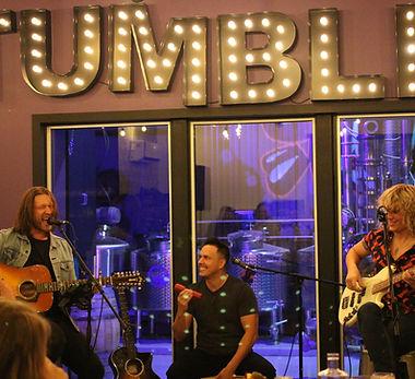 Stumbletown Distilling Bar Live Music