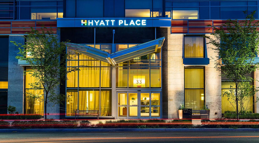 Hyatt Place Washington DC.JPG