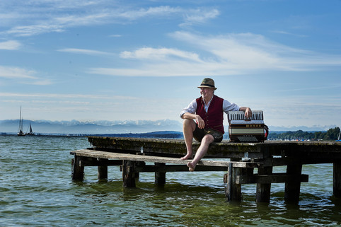 Businessshooting am Ammersee