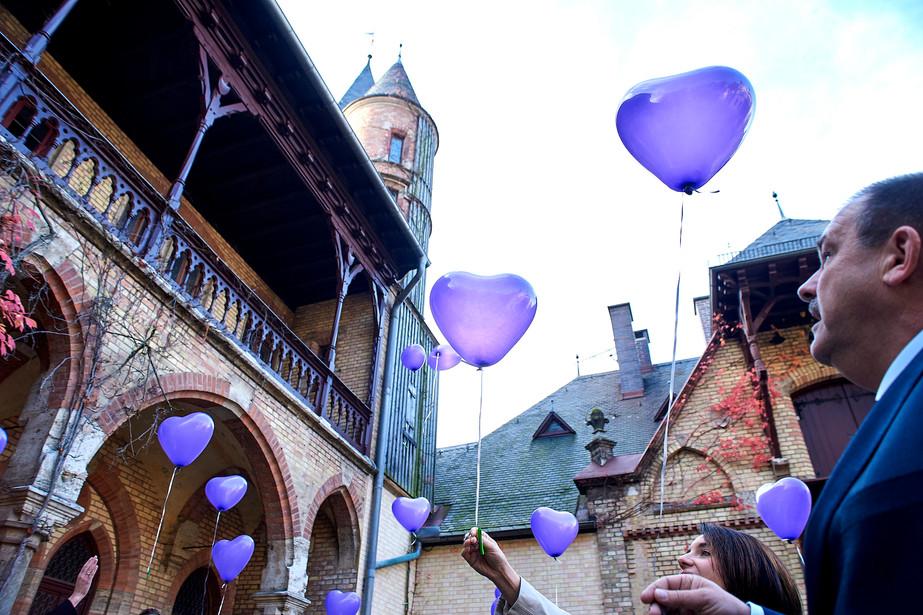Hochzeit im Schloss Hochenpähl