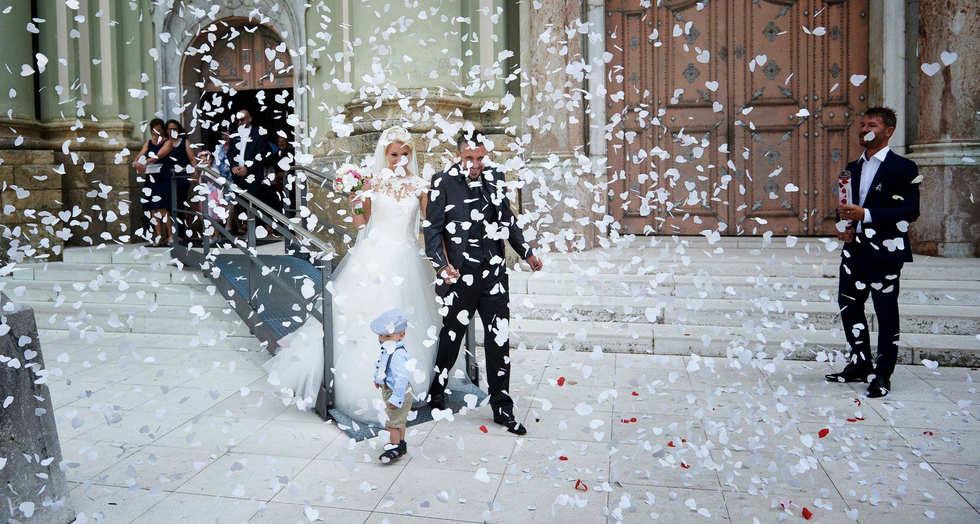 Hochzeit im Kloster Fürstenfeld
