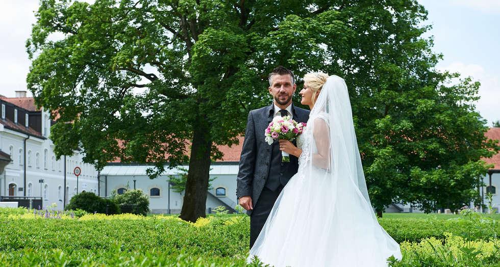Hochzeitsshooting Kloster Fürstenfeld