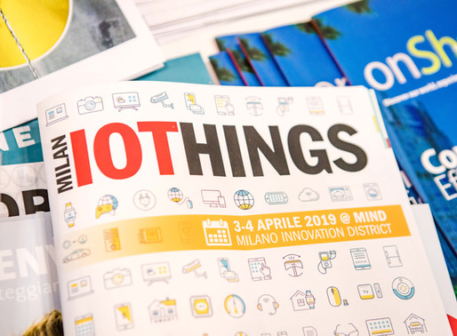 IOTHINGS Milano 2019 - keynote speech di Andrea Forni