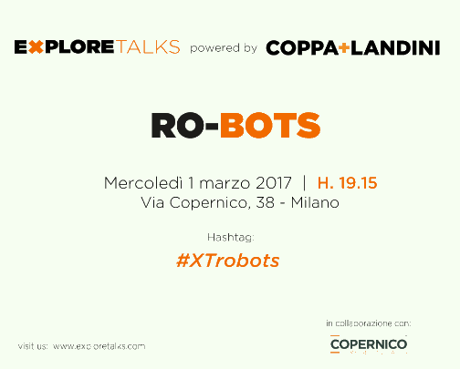 Robot Explore Talks