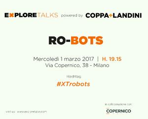 Robot Explore Talks