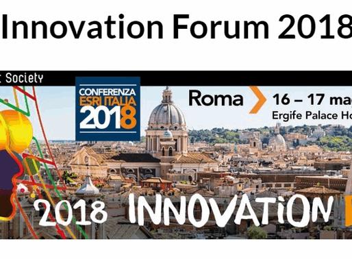 """""""AI Chatbot Panel Session"""", Innovation Forum 2018 - video della conferenza di Andrea Forni"""