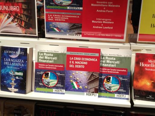 Grande successo per l'incontro con l'Alta Finanza in Libreria Feltrinelli Varese