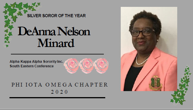 Silver Soror of the Year