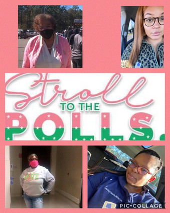 Stroll to the Polls