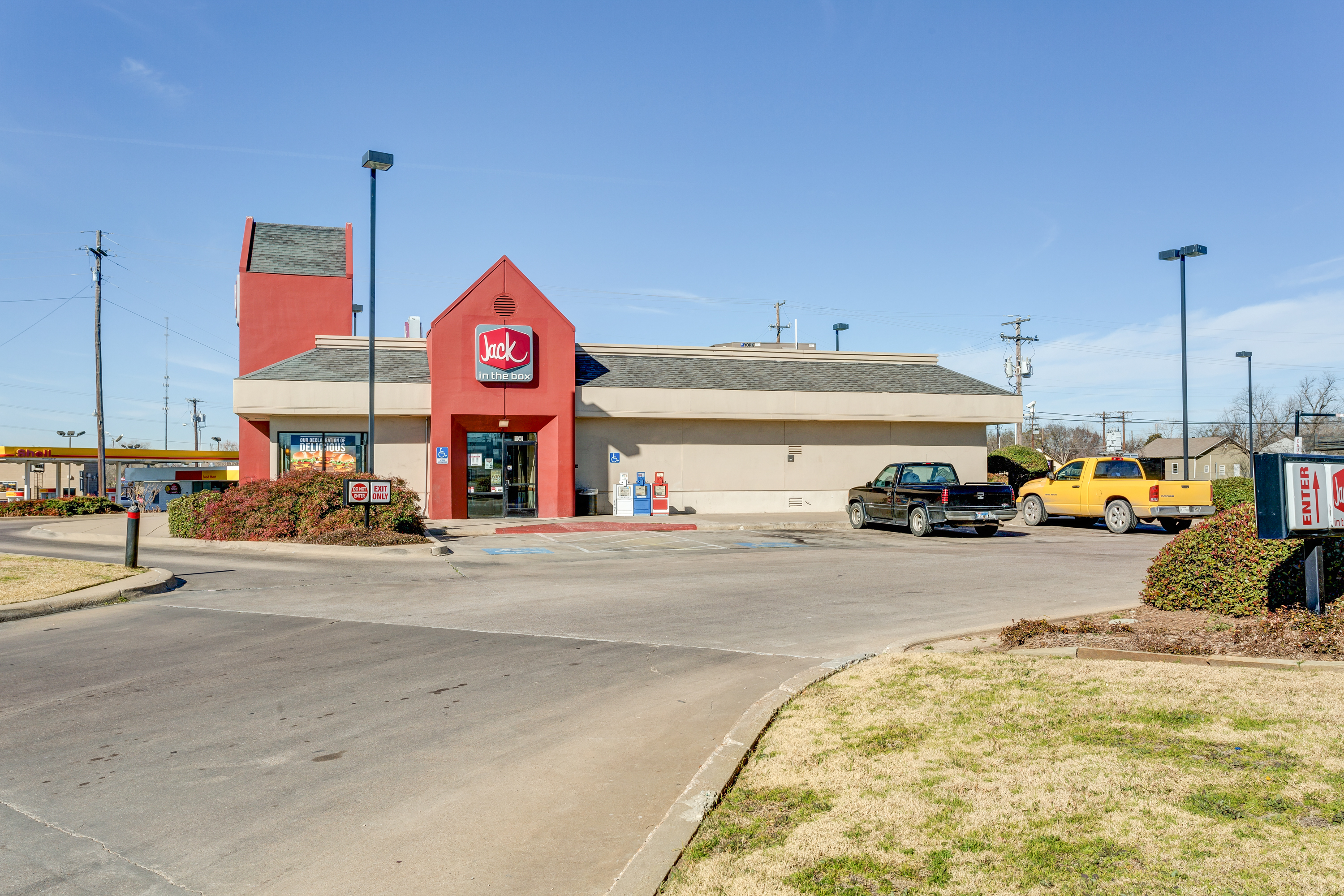 Royse City Jack in the Box-7