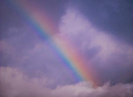 O arco-íris e a psicanálise