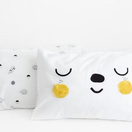 Toddler Pillowcases - Woodland Dreams