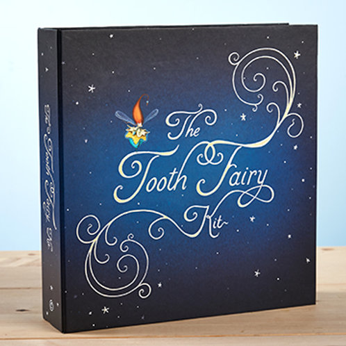 The Tooth Fairy Gift, Gift Children's Books, Unique children's gifts, Ecofriendly toys