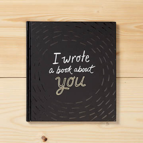 Book - I Wrote A Book About You