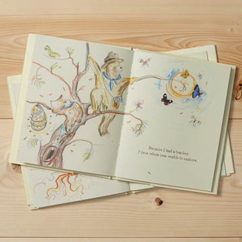 Book For Your Teacher