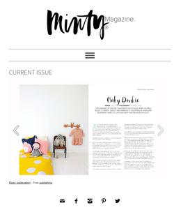 Minty Magazine