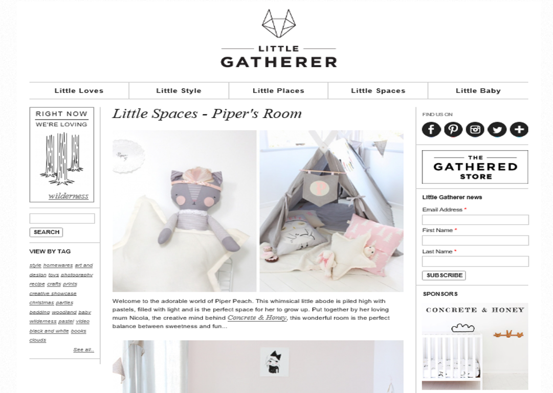 Little Gatherer