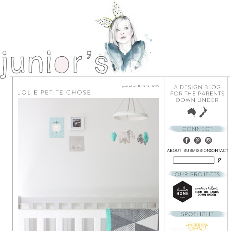 Junior's Design Blog