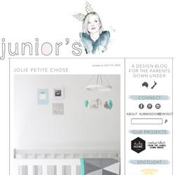 Junior's Design Blog