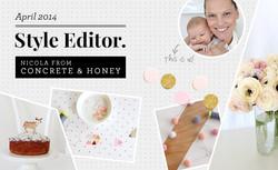 Adairs Style Editor